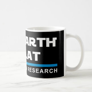THE EARTH IS FLAT Coffee Mug