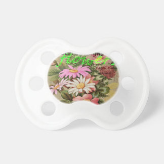 The Earth Laughs in Flowers Pacifier