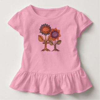 The Earth Laughs With Flowers Toddler T-shirt