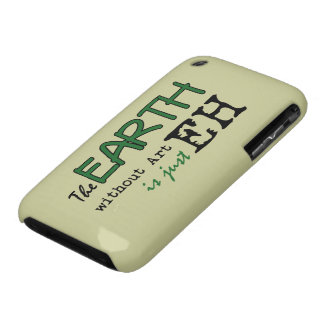 The Earth Without Art iPhone 3 Case-Mate Case