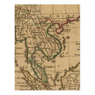 The East India Postcard