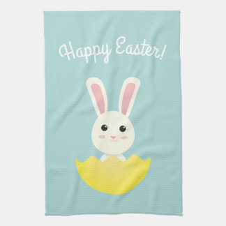 The Easter Bunny I Kitchen Towel
