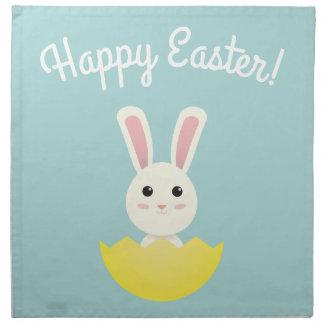 The Easter Bunny I Napkin