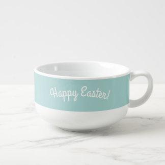 The Easter Bunny I Soup Mug