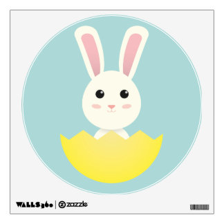 The Easter Bunny I Wall Decal