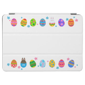 < The Easter egg and rabbit side it lines up, iPad Air Cover