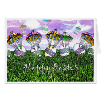 The Easter Eggs Have Landed! Card