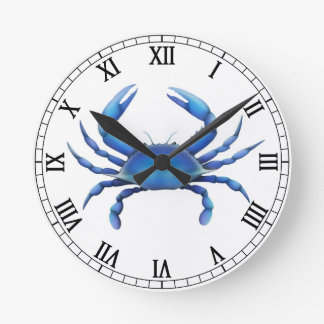 The Eastern Blue Crab Clock