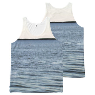 The Edge Of The Everglades All-Over-Print Tank Top