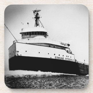 The Edmund Fitzgerald Coasters
