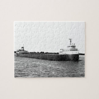 The Edmund Fitzgerald on the St. Clair River Puzzle