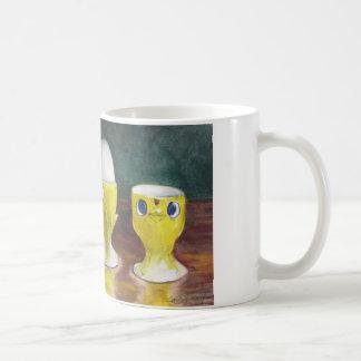 The Egghead and the Airhead Mug