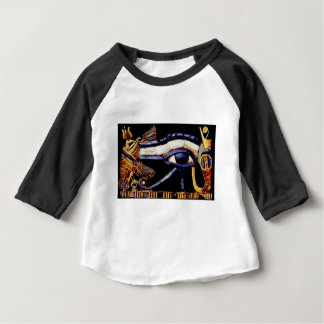 The Egyptian Eye of Horus Baby T-Shirt
