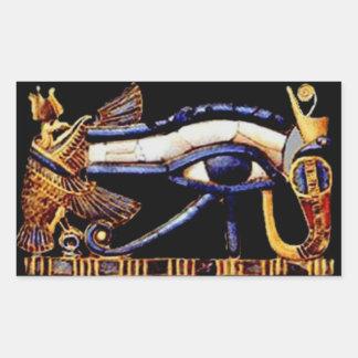 The Egyptian Eye of Horus Sticker