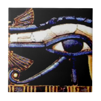 The Egyptian Eye of Horus Tile