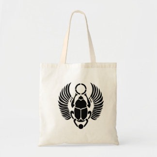 The Egyptian Scarab Beetle Tote