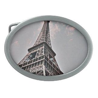 The Eiffel Tower Belt Buckles