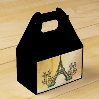 The Eiffel Tower Favor Box