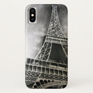 The Eiffel Tower iPhone X Case