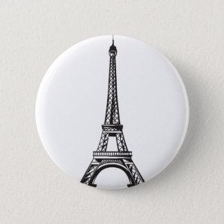 The Eiffel Tower (Live) 2 Inch Round Button