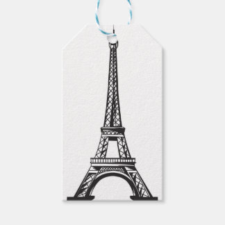 The Eiffel Tower (Live) Gift Tags