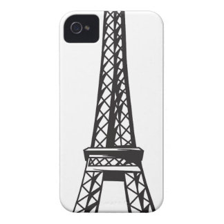 The Eiffel Tower (Live) iPhone 4 Cover