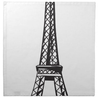 The Eiffel Tower (Live) Napkin