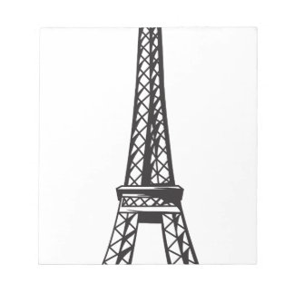 The Eiffel Tower (Live) Notepad