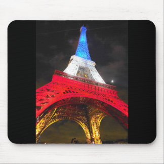 THE EIFFEL TOWER! MOUSE PAD