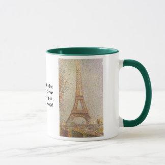 The Eiffel Tower Mug