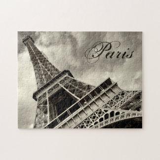 The Eiffel Tower, Paris puzzle