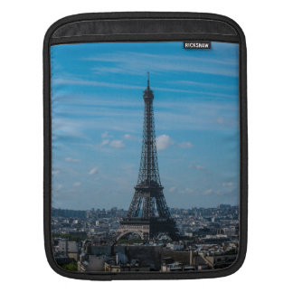 The Eiffel Tower, Paris Sleeves For iPads