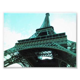 The Eiffel Tower Photo Print Wall Art