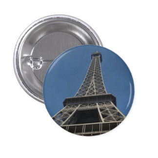 The Eiffel Tower pinback buttons
