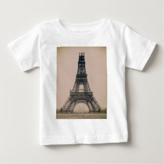 The Eiffel Tower: State of the Construction 1888 Baby T-Shirt