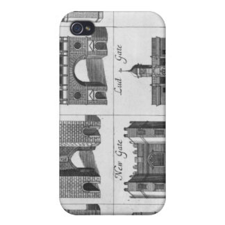 The Eight Gates of the City of London Covers For iPhone 4