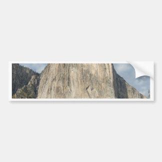 The El Capitan Bumper Sticker
