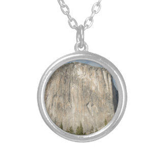 The El Capitan Silver Plated Necklace