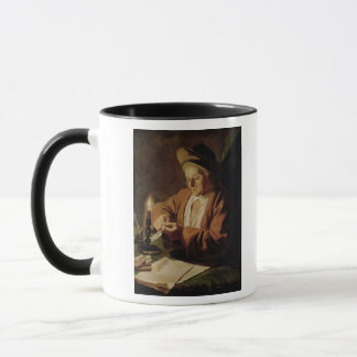 The Elderly Writer Mug