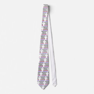THE ELECTION IS OVER TIE