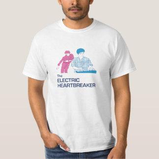 The Electric Heartbreaker Pink&Blue - Mens T-Shirt