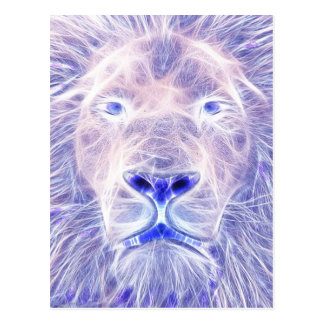 The Electric Lion Postcard