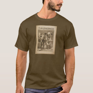 The Electrician Vintage Theater T-Shirt