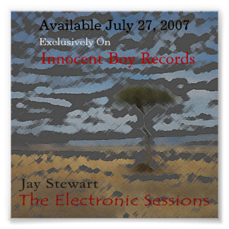 The Electronic Sessions Release Poster