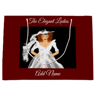 """The Elegant Ladies"" Gift Bag"