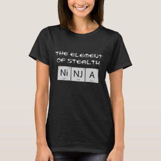 The Element of Stealth T-Shirt