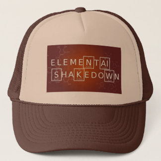 The Elements of Shakedown Trucker Hat