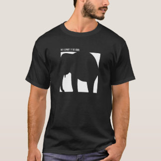 The elephant in the room - Tshirt