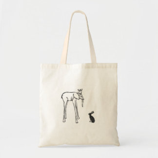 The Elephant King tote