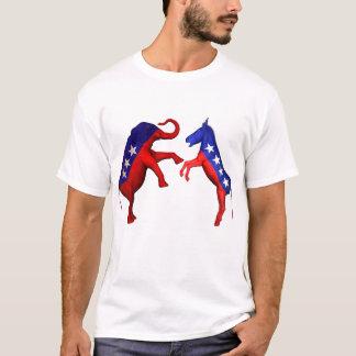 The Elephant Versus The Donkey T-Shirt